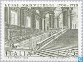 Postzegels - Italië [ITA] - Luigi Vanvitteli
