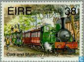 Postage Stamps - Ireland - Narrow Railways