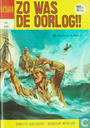Comic Books - Victoria - Zo was de oorlog!!