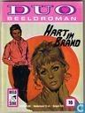 Strips - Duo Beeldroman (tijdschrift) - Hart in brand