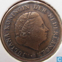 Coins - the Netherlands - Netherlands 1 cent 1966 (small numbers)