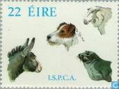 Postage Stamps - Ireland - Animal protection