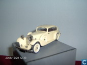 Modelauto's  - Brooklin models - Jaguar SS 1 Airline