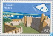Postage Stamps - Greece - Greek Aegean Islands