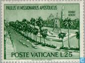 Postage Stamps - Vatican City - Pope Paul VI