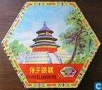 Board games - Halma - Chinese Checkers (kleine uitvoering)