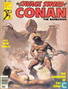 Comic Books - Conan - The Savage Sword of Conan the Barbarian 12
