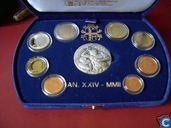 Monnaies - Vatican - Vatican coffret 2002 (BE)