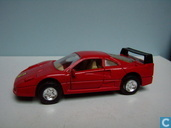 Modelauto's  - Welly - Ferrari F40