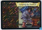 Trading cards - Harry Potter 5) Chamber of Secrets - Escaping the Dursleys