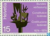 Postage Stamps - Switzerland [CHE] - Federal Convention 100 years
