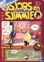 Strips - Eric de Noorman - Sjors en Sjimmie stripblad 1