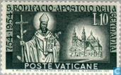 Briefmarken - Vatikanstadt - Bonifatius