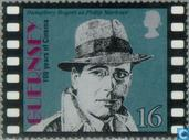 Postzegels - Guernsey - Bioscopen 1896-1996