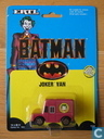 Model cars - ERTL - Joker Van
