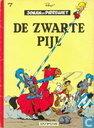 Comic Books - Johan & Peewit - De zwarte pijl