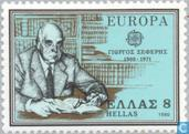 Postage Stamps - Greece - Europa – Famous People