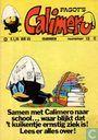 Bandes dessinées - Calimero - Samen met Calimero naar school..., waar blijkt dat 't kuikentje ernstig ziek is!
