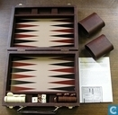 Board games - Backgammon - Backgammon magnetisch in kleine koffer
