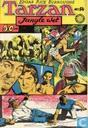 Comic Books - Tarzan of the Apes - Jungle wet