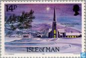 Postzegels - Man - Kerken