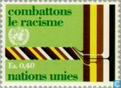 Postage Stamps - United Nations - Geneva - Combating racism