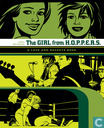 Comics - Love and Rockets - The Girl from H.O.P.P.E.R.S.