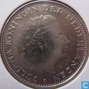 Coins - the Netherlands - Netherlands 2½ gulden 1971
