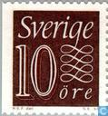 Postage Stamps - Sweden [SWE] - Postage stamps - Drawing numbers