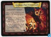Cartes à collectionner - Harry Potter 3) Diagon Alley - Eeylops Owl Emporium