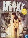 Strips - Heavy Metal (tijdschrift) (Engels) - Poster special
