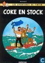 Strips - Kuifje - Coke en stock