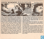 Strips - Bommel en Tom Poes - Heer Bommel en de grauwe razer