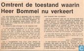Bandes dessinées - Tom Pouce - Omtrent de toestand waarin Heer Bommel nu verkeert