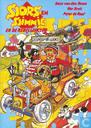 Comic Books - Familie Zorgeloos - Sjors en Sjimmie en de rebellenclub