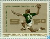Postzegels - Oostenrijk [AUT] - WK Handbal