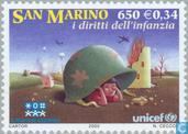 Postage Stamps - San Marino - UNO