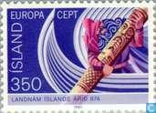 Timbres-poste - Islande - Europe – Évènements historiques
