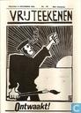 Bandes dessinées - Vrij Tekenen (tijdschrift) - Vrij tekenen 6