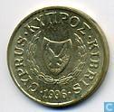 Munten - Cyprus - Cyprus 2 cents 1996