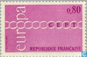 Postage Stamps - France [FRA] - Europe – Rings