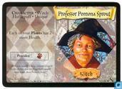 Trading cards - Harry Potter 5) Chamber of Secrets - Professor Pomona Sprout