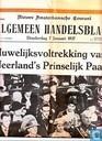 Boeken - Algemeen Handelsblad (krant) - Huwelijk Juliana & Bernard