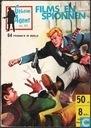 Comics - Geheim Agent - Films en spionnen