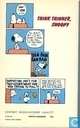 Comic Books - Peanuts - Think thinner, Snoopy