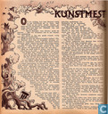 Comic Books - Bumble and Tom Puss - Kunstmest
