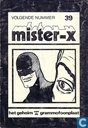 Bandes dessinées - Mister-X [Tulpstrip] - De grote gok
