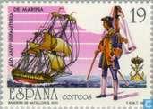 Postage Stamps - Spain [ESP] - Marine