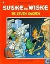 Comic Books - Willy and Wanda - De zeven snaren