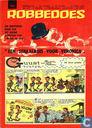 Comic Books - Robbedoes (magazine) - Robbedoes 1261
